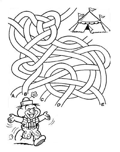 Labyrinth zum drucken 6