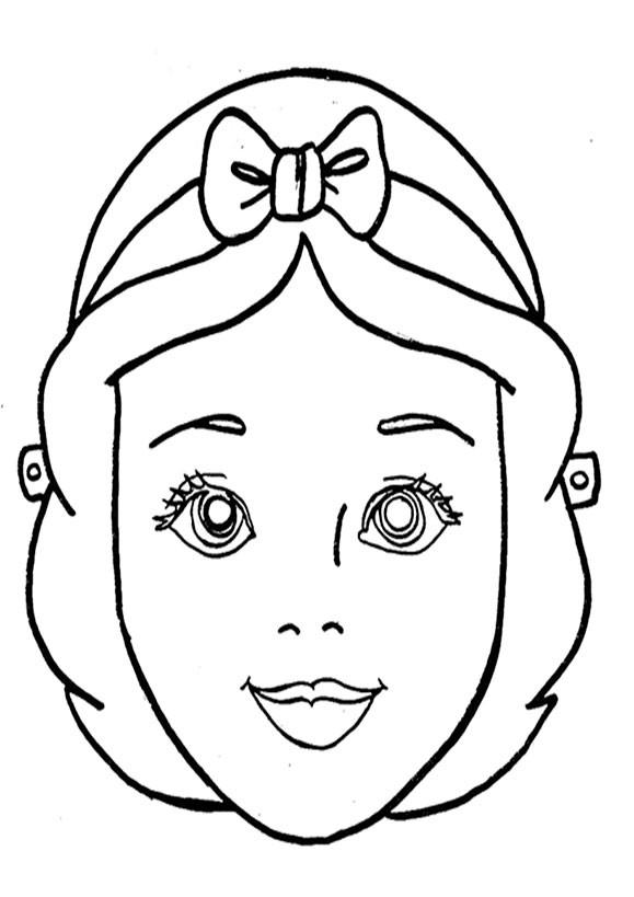 Ausmalbilder, Malvorlagen, Masken | Ausmalbilder Malvorlagen