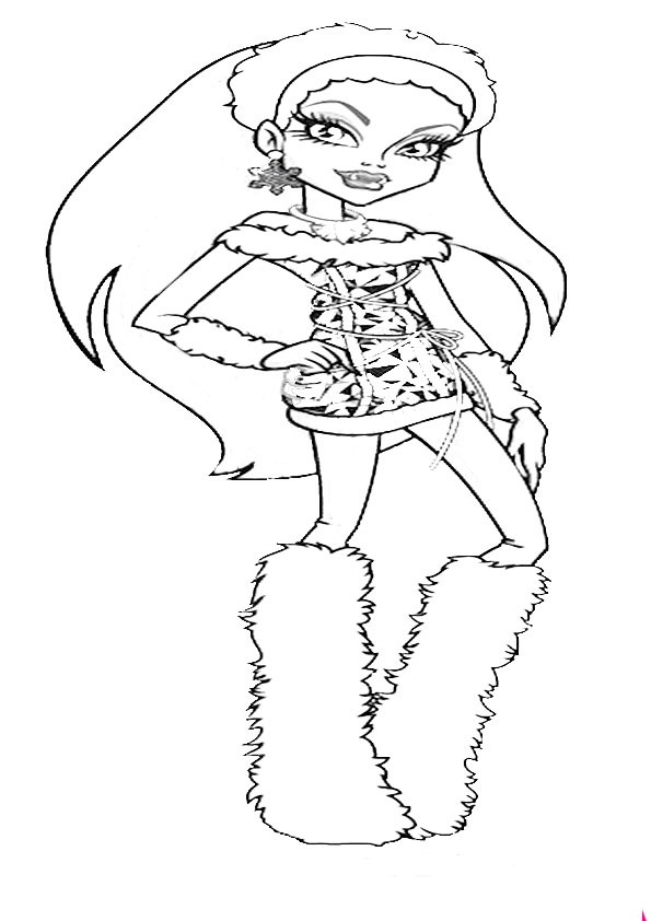 Monster high 39- Abbey-bominable