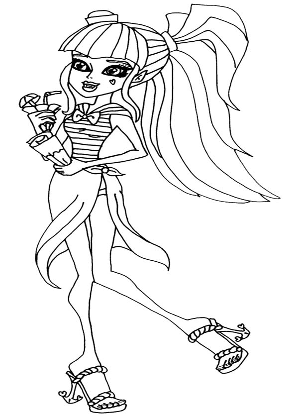 Monster High 46-draculaura