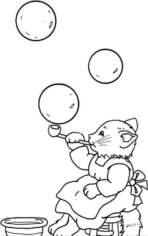 Katzen 29 Ausmalbilder Malvorlagen