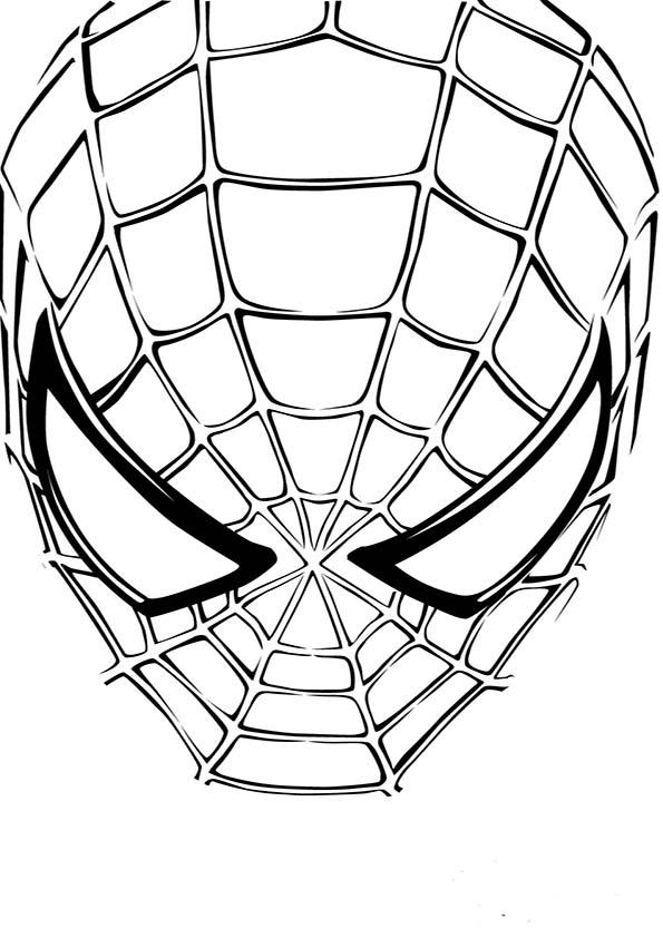 Malvorlagen ,Ausmalbilder, Spiderman-31