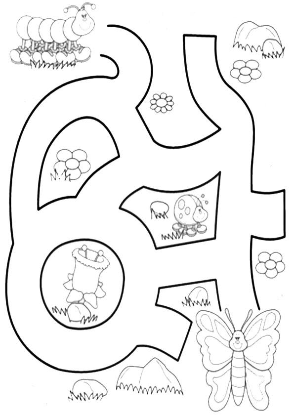 Ausmalbilder--Labyrinthe-13