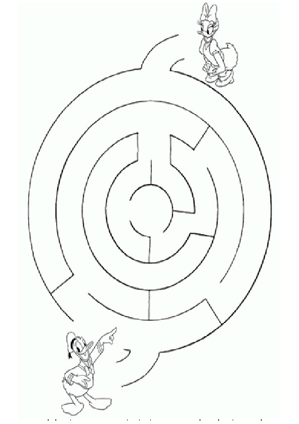 Ausmalbilder--Labyrinthe-21