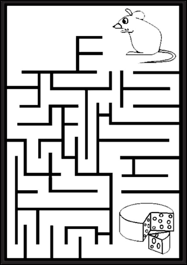 Ausmalbilder--Labyrinthe-27