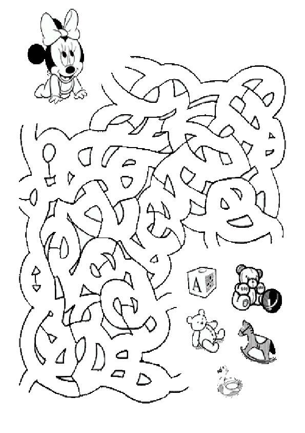 Ausmalbilder--Labyrinthe-29