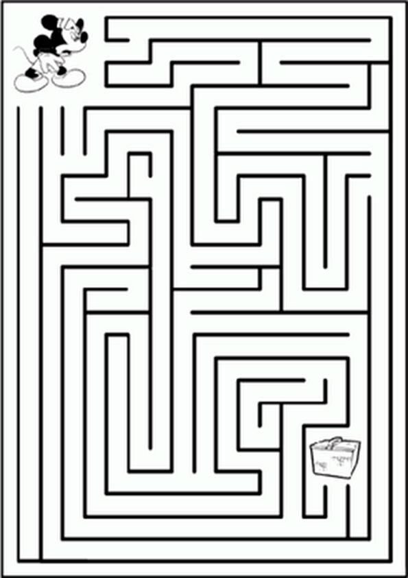 Berühmt Anzahl Labyrinth Arbeitsblatt Galerie - Super Lehrer ...