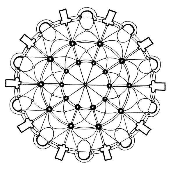 Ausmalbilder-Mandala-34