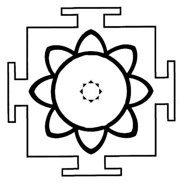 Ausmalbilder-Mandala-50