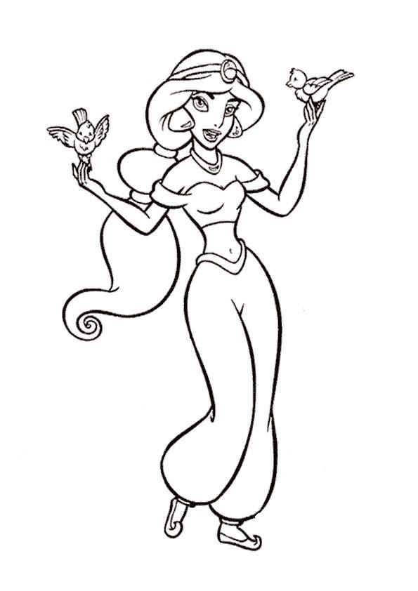 Aumalbilder-Prinzessin-36