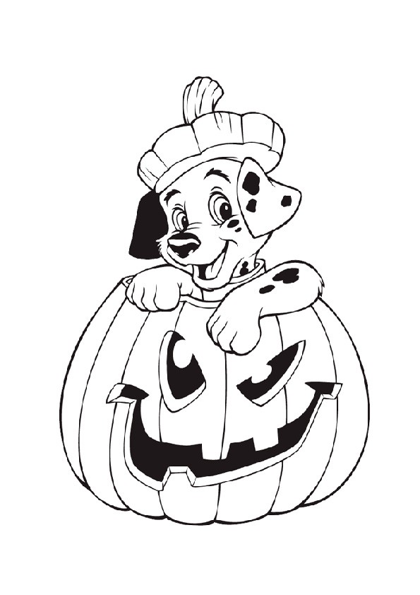 Ausmalbilder Halloween-20