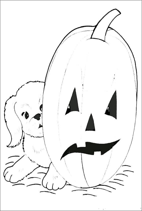 Ausmalbilder Halloween-30