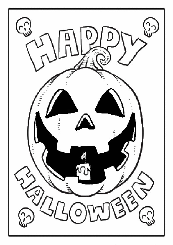 Ausmalbilder Halloween-40