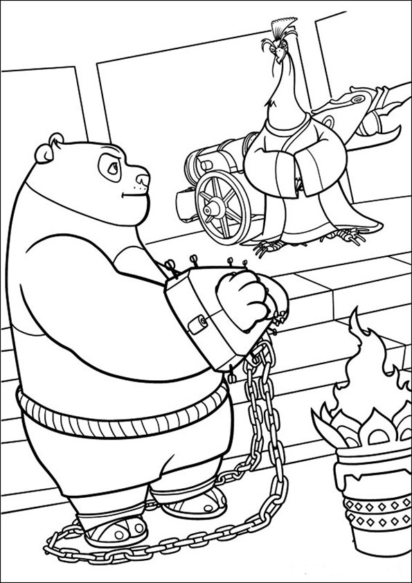 Ausmalbilder--Kung-Fu-Panda-21
