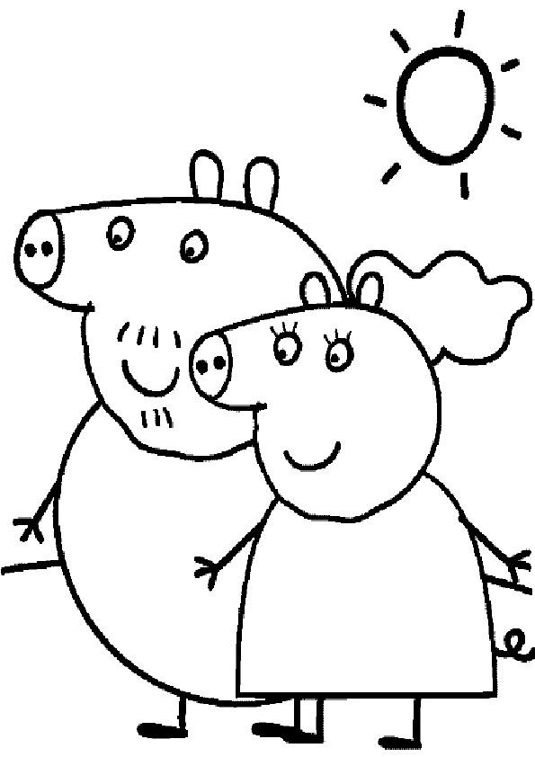 Ausmalbilder-Peppa-pig-4