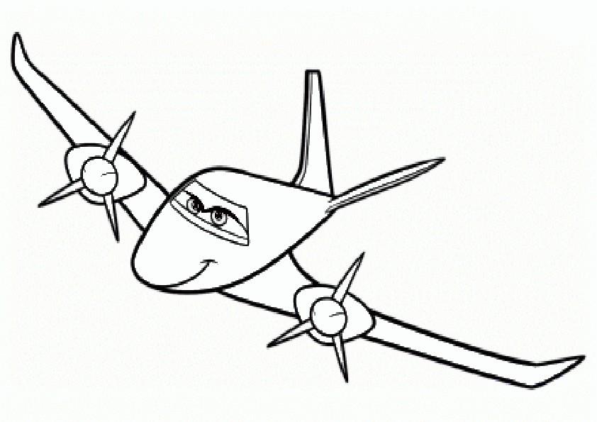 Ausmalbilder-Planes-13
