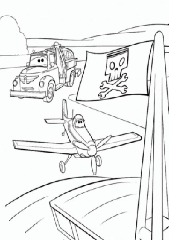 Ausmalbilder-Planes-9