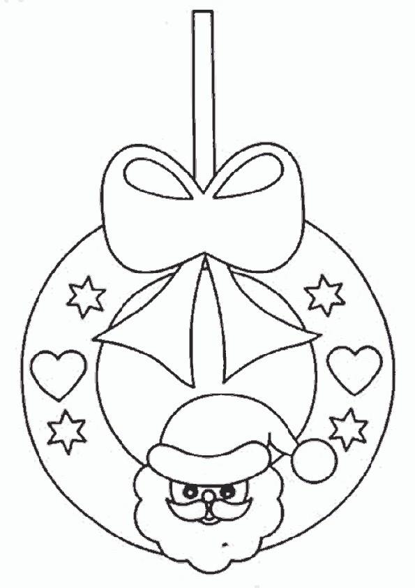 Ausmalbilder Weihnachten-12