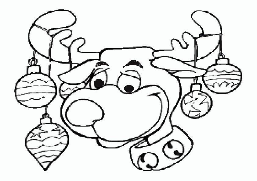 ausmalbilder weihnachten-2 | ausmalbilder malvorlagen