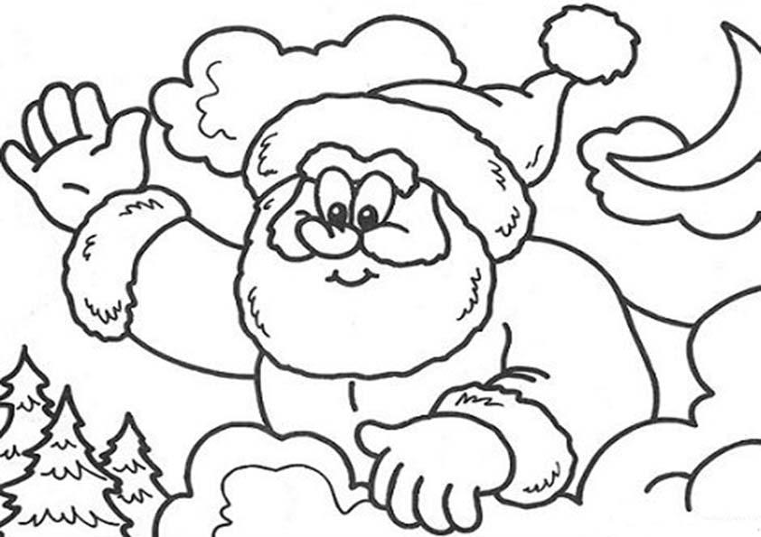 Ausmalbilder  Weihnachten-32