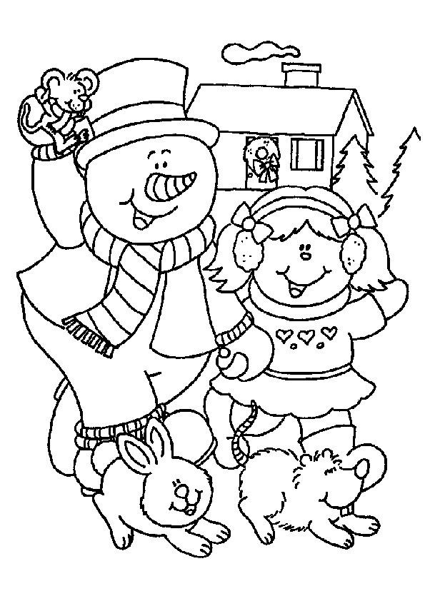 Ausmalbilder Weihnachten-40