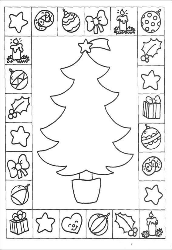 Ausmalbilder-Weihnachten-56