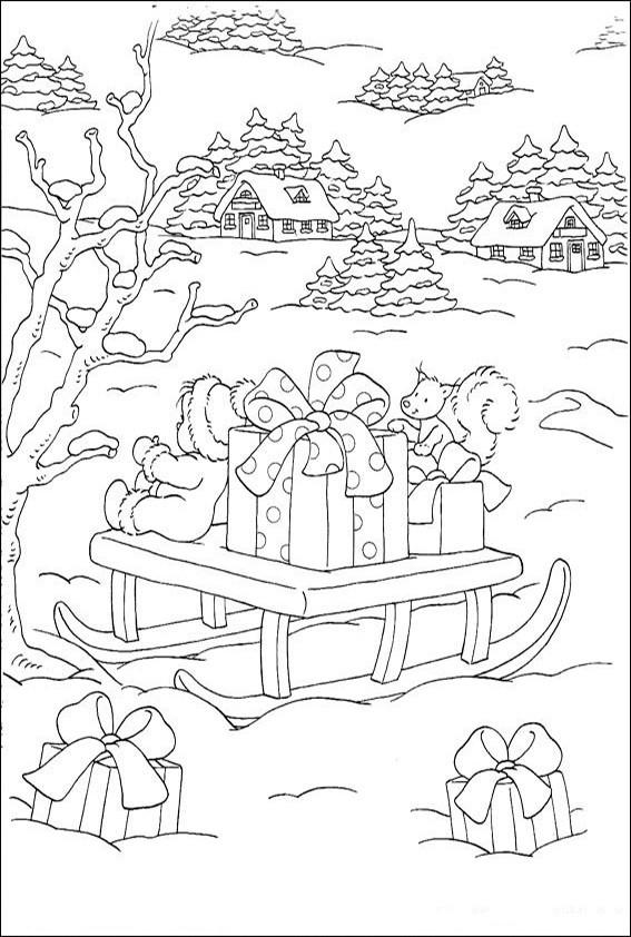 Ausmalbilder-Weihnachten-70
