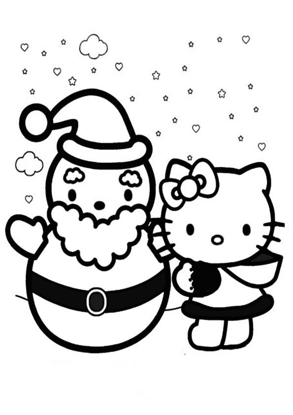 Ausmalbilder Weihnachten-76