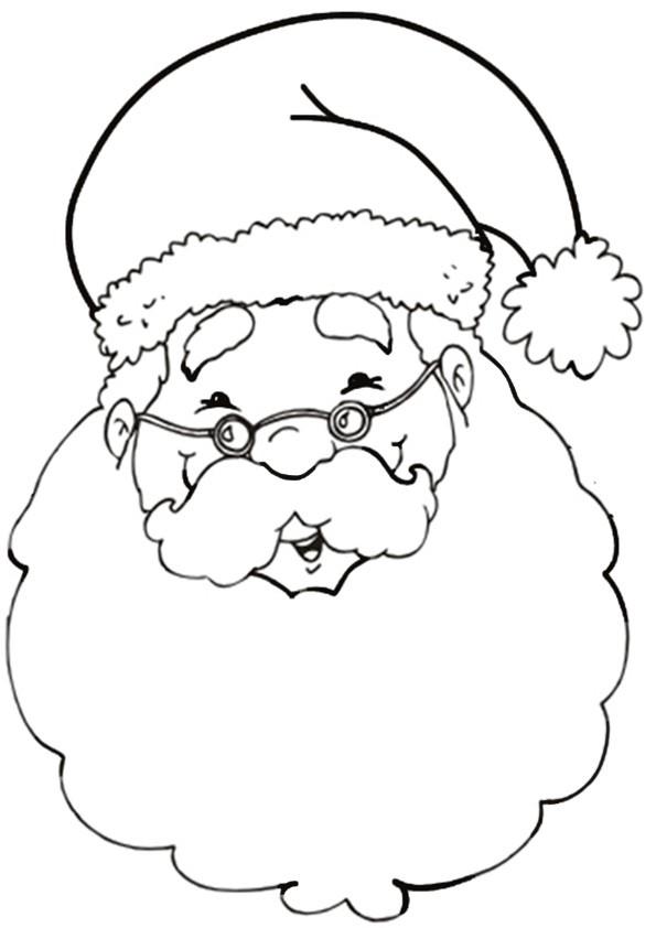 Ausmalbilder  Weihnachten-83