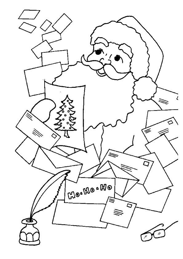 Ausmalbilder  Weihnachten-88