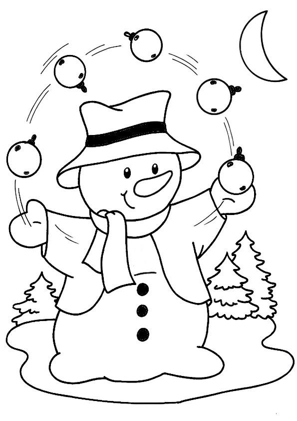 Ausmalbilder  Weihnachten-94