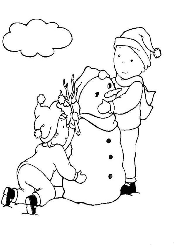 Ausmalbilder Weihnachten-97