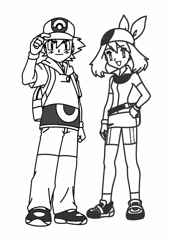 ausmalbilder pokemon-3