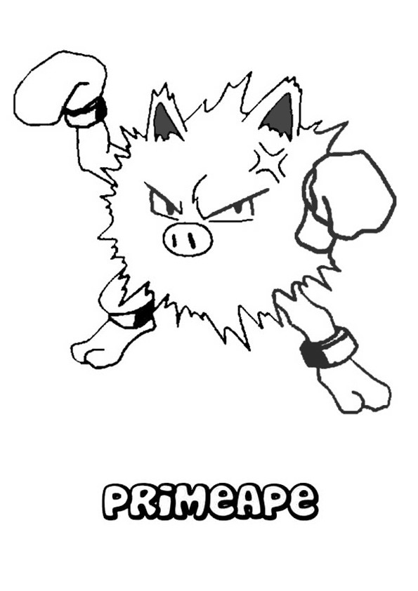ausmalbilder pokemon-6