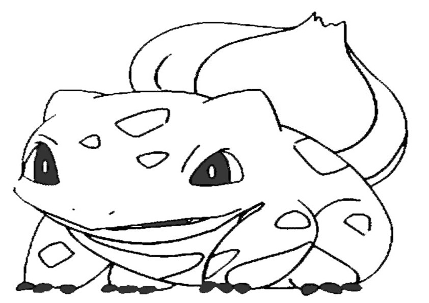 ausmalbilder pokemon-8