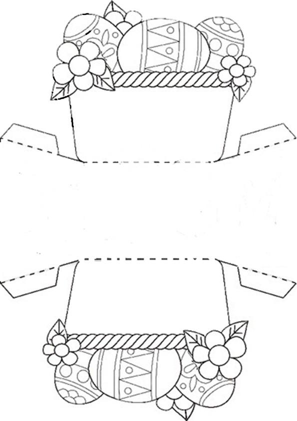 ausmalbilder ausschneiden-ostern-14