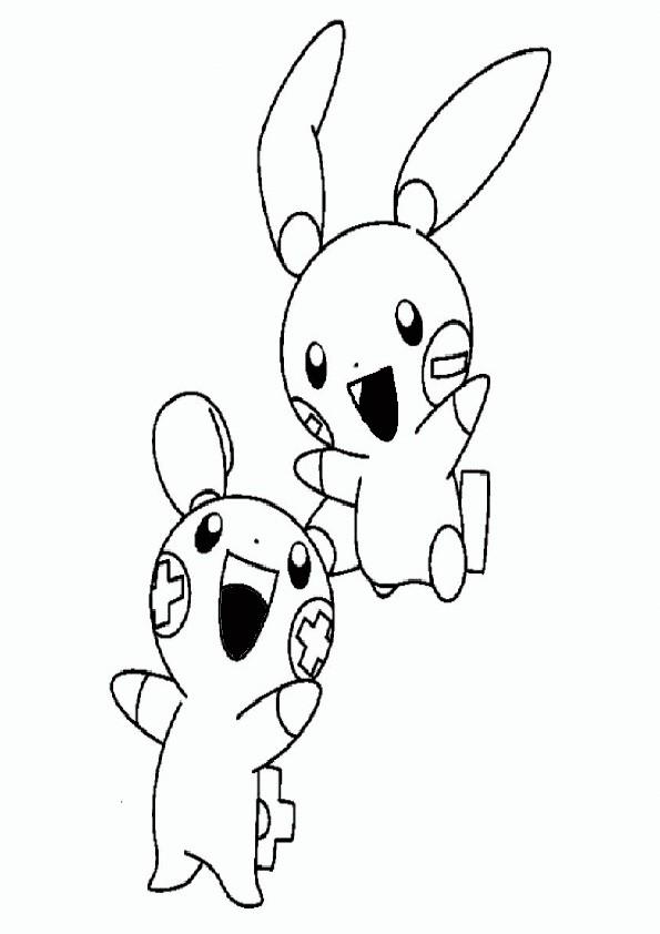 ausmalbilder  pokemon-12