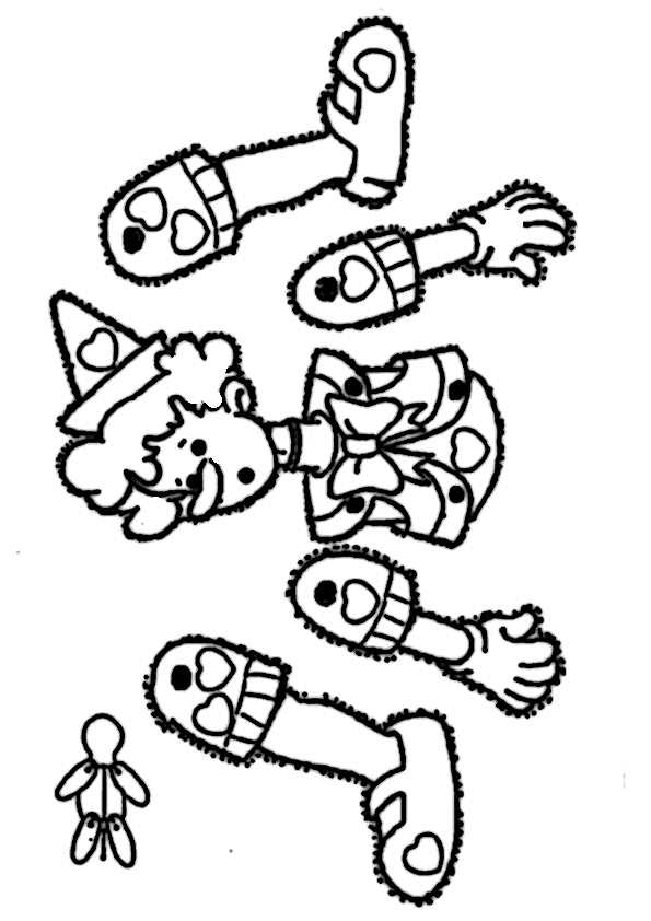 ausmalbilder marionette-11