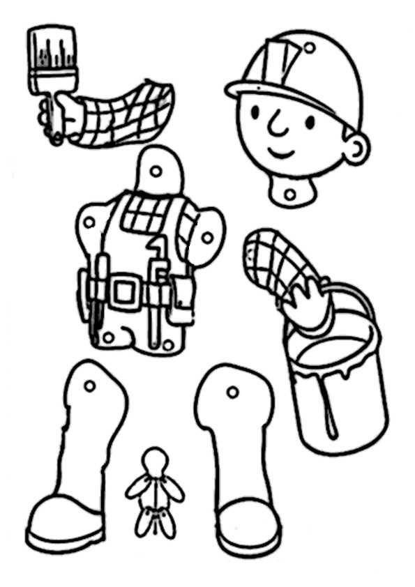 ausmalbilder marionette-9