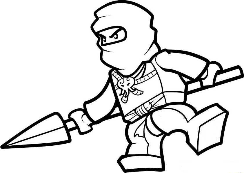 ausmalbilder ninjago, malvorlagen ninjago-16