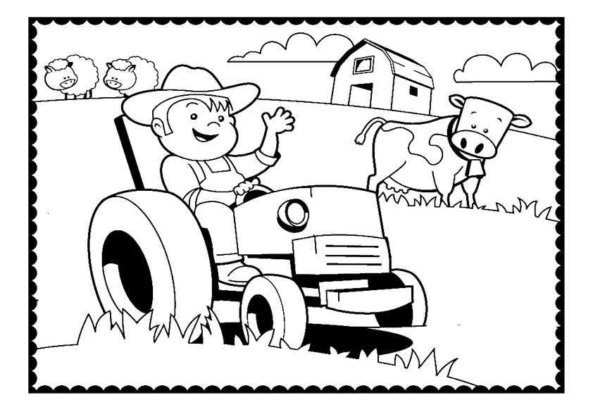 ausmalbilder traktor-8