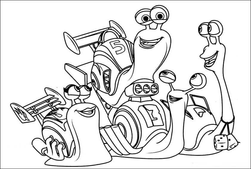 ausmalbilder turbo-3