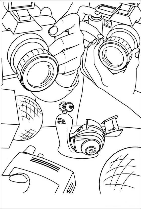 ausmalbilder turbo-6