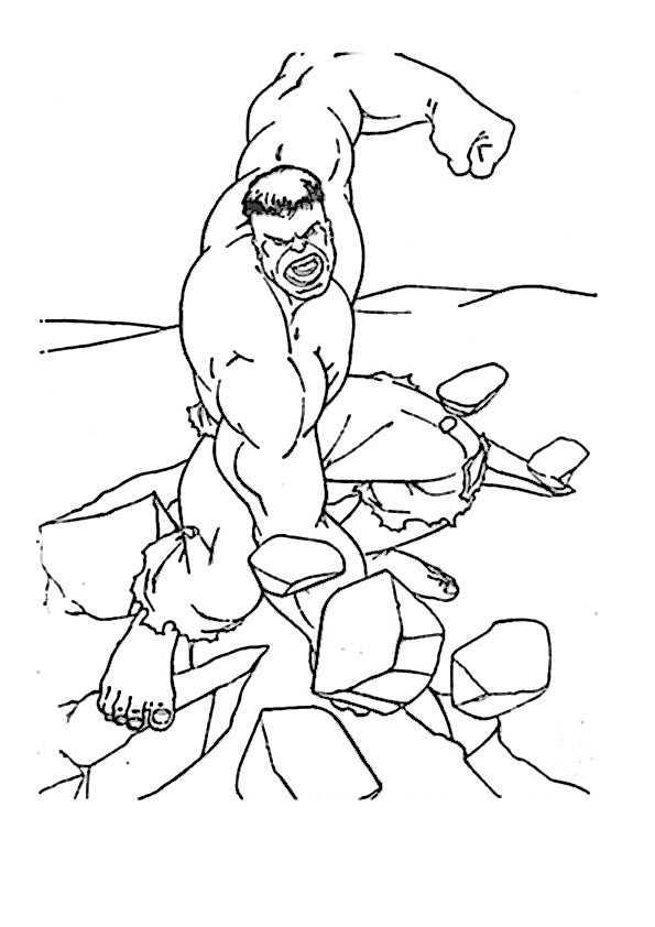 ausmalbilder hulk-3