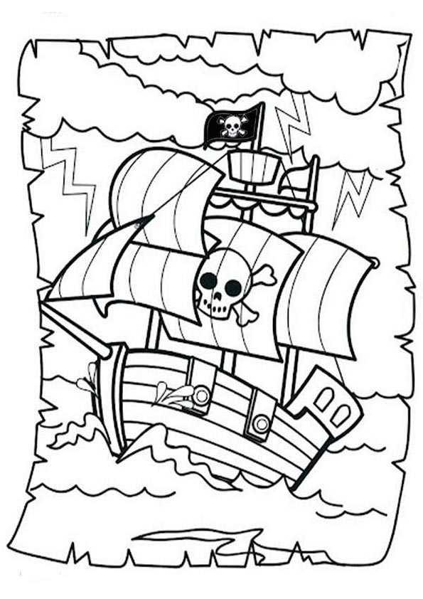ausmalbilder piraten-14