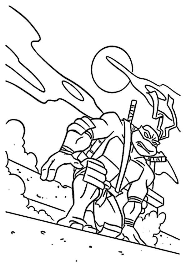 ausmalbilder ninja turtles -20