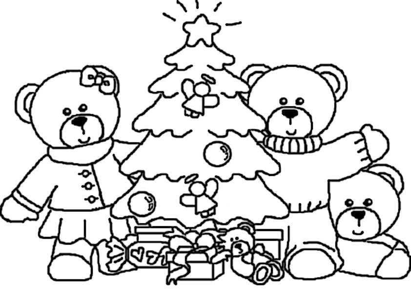 ausmalbilder weihnachten-103