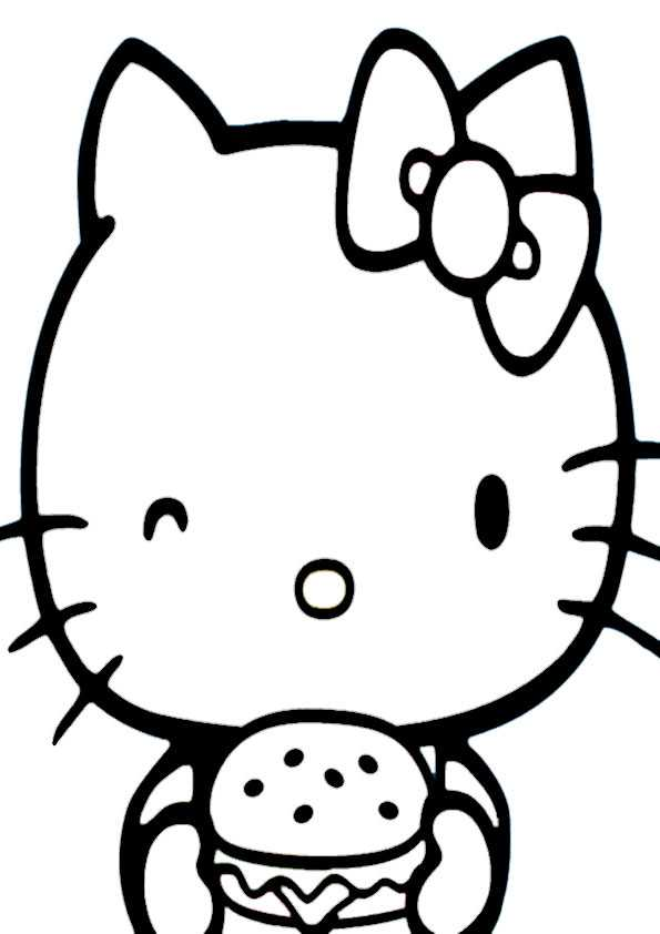 ausmalbilder hello kitty-51