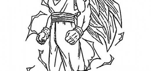 ausmalbilder dragon ball-9