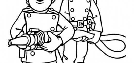 feuerwehrmann sam ausmalbilder-4